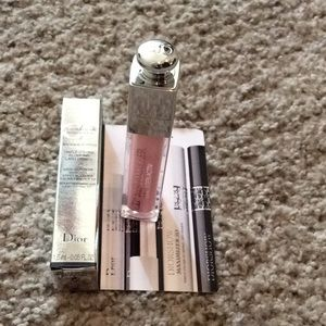 Dior Makeup - Dior holiday palette and lip collagen+lash primer